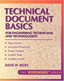 img - for Technical Document Basics for Engineering Technicians and Technologists book / textbook / text book