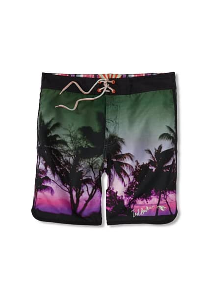 Ted Baker Men's Scenik Printed Short