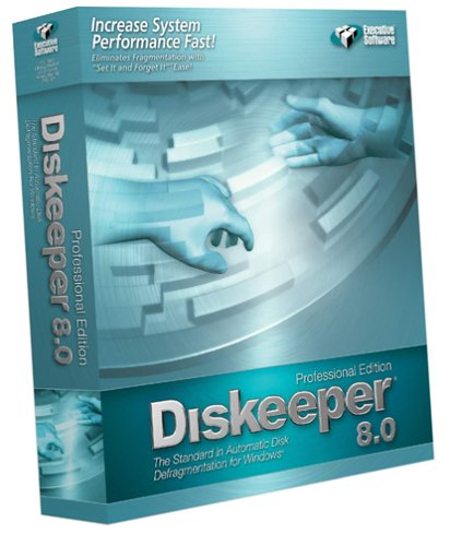 Exec. Soft. DISKEEPER 8.0 PROFESSIONAL - 10 User
