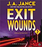 img - for Exit Wounds (Joanna Brady Mysteries, Book 11) book / textbook / text book