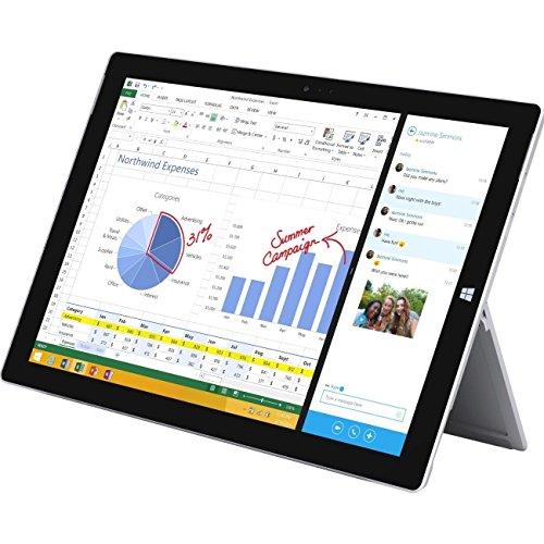 Microsoft-Surface-Pro-3-128-GB-Storage-4GB-RAM-Intel-Core-i5-19-GHz-Windows-81-Free-Windows-10-Upgrade