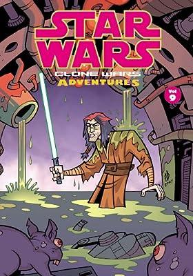 Star Wars: Clone Wars Adventures, Vol. 9