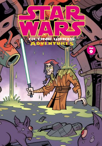 Star Wars: Clone Wars Adventures Volume 9