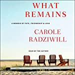 What Remains: A Memoir of Fate, Friendship, and Love | Carole Radziwill