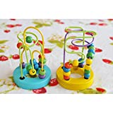 No-ThornMini-Bead-Maze-Learning-Toys-with-Math-Aabacus-Circle-Wooden-Educational-Intelligence-Toys-for-Kids-for-Kindergarten-2pack
