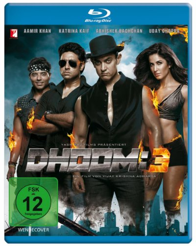 Dhoom 3 [Blu-ray]