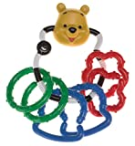 Fisher Price Teething Links - Disney Winnie The Pooh