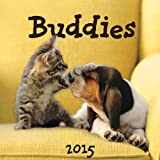 Buddies 2015 Wall Calendar