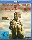 DVD Cover 'The Salvation - Spur der Vergeltung [Blu-ray]