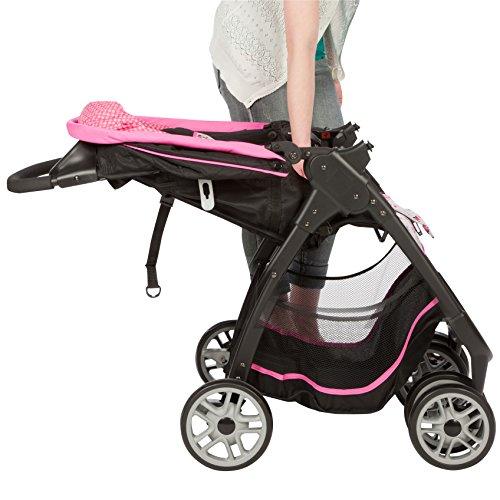 safety 1st stroller travel systems delight baby comfort disney pink car seat ebay. Black Bedroom Furniture Sets. Home Design Ideas