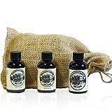 Mountaineer Beard Oil Bottle, 2 Ounce (Pack of 3)