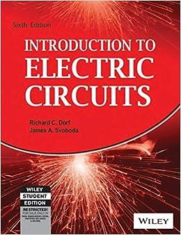 introduction to electric circuits svoboda pdf