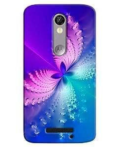 Back Cover for Motorola Moto X force