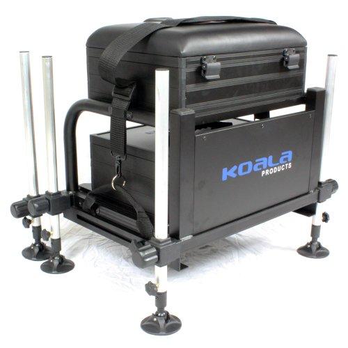 Koala products team match station seat box fishing cave - Koala components ...