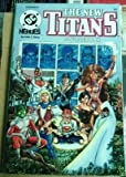 The New Titans Sourcebook (DC Heroes)