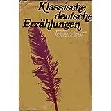 Klassische Deutsche Erzählungen