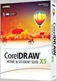 Software - CorelDRAW Graphics Suite X5 Home &amp; Student