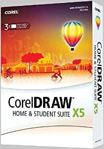 CorelDRAW Graphics Suite X5 Home & Student