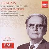 Otto Klemperer EMI Masters - A German Requiem / Otto Klemperer