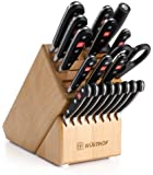 Wusthof Classic 20-Piece Knife Set with Block