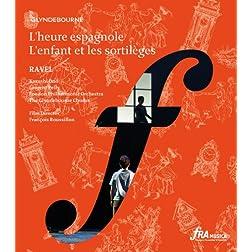 Ravel: L'Heure espagnole [Blu-ray]