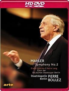 Mahler: Symphony No.2 [HD DVD] by Euroarts