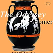 The Odyssey (       UNABRIDGED) by Homer Narrated by John Lescault