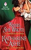 Kisses, She Wrote: A Christmas Romance (Prince Catchers Novella)