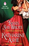 Kisses, She Wrote: A Christmas Romance
