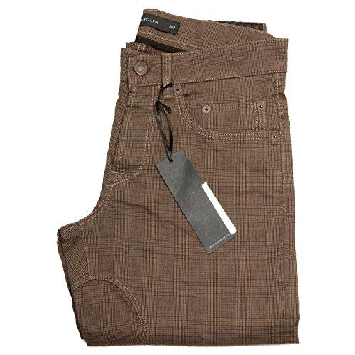 59381 pantaloni SIVIGLIA PRINCIPE DI GALLES jeans uomo trousers men [30]
