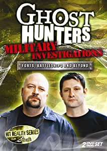 Ghost Hunters: Military Investigations [Import]