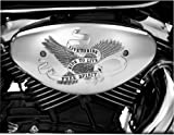 07-13 KAWASAKI VN900C: Show Chrome Air Cleaner Cover - Free Spirit