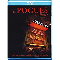 Pogues in Paris: 30th Anniversary Concert [Blu-ray]