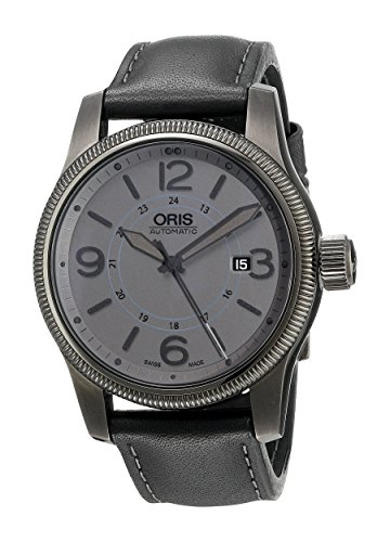 Oris-Mens-73376294263LS-Analog-Display-Automatic-Self-Wind-Black-Watch