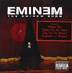 The Eminem Show from Interscope Records