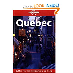 Lonely Planet Quebec Steve Kokker