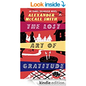 The Lost Art of Gratitude (An Isabel Dalhousie novel)