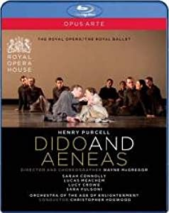 Dido Aeneas By Henry Purcell Connolly Meachem Crowe Oae Hogwood Mcgregor Royal Opera Ballet Roh Covent Garden 2009 Blu-ray from OPUS ARTE