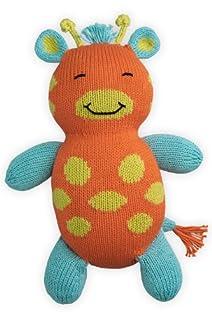 Joobles Organic Stuffed Animal - Jiffy the Giraffe
