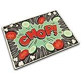 Joseph Joseph 30 x 40 cm Worktop Saver Comic Chop, Multi-Colour