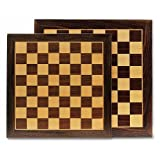 Cayro 35 x 35 x 1 cm Inlaid Number1 Chessboard
