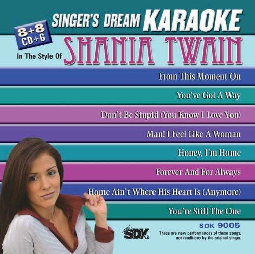 Shania Twain (Karaoke CDG)