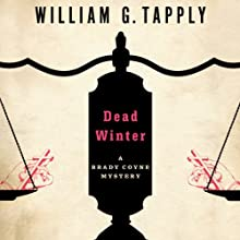 Dead Winter Audiobook by William G. Tapply Narrated by Stephen Hoye