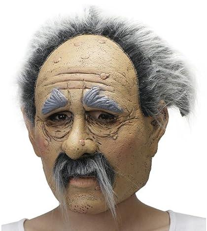 ラテックスフォームマスク・おじいちゃん