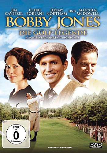 Bobby Jones - Die Golf-Legende[NON-US FORMAT, PAL]