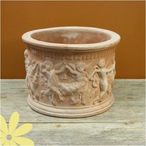 VTG Clay pottery pot wheel thrown handmade w/ handle | eBay