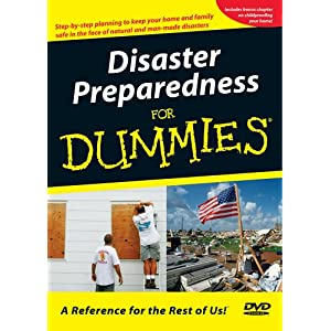 Disaster Preparedness for Dummies - DVD