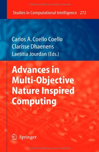 Advances in Multi-Objective Nature Inspired Computing (Studies in Computational Intelligence)