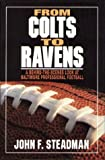 From Colts to Ravens : A Behind-The-Scenes Look at Baltimore Professional Football