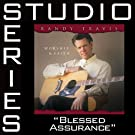 Blessed Assurance [Studio Series Performance Track]